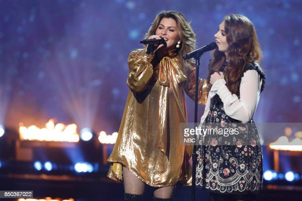 S GOT TALENT 'Live Finale Results' Episode 1224 Pictured Shania Twain Mandy Harvey