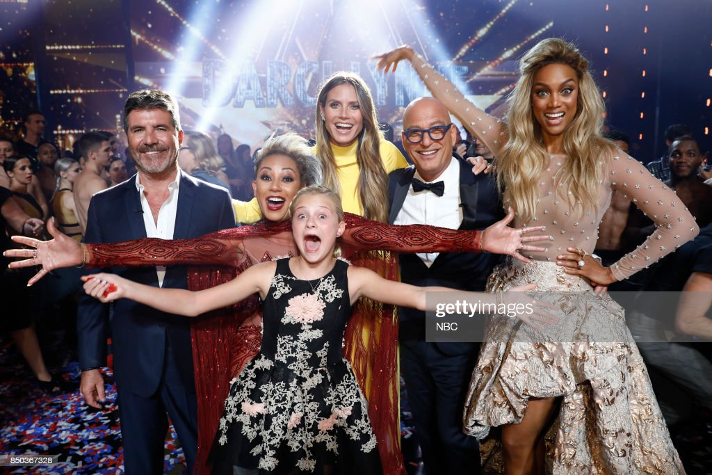 America's Got Talent - Season 12 : News Photo