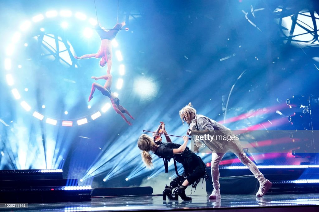 "NBC's ""America's Got Talent"" - Live Finale Results - 1322"