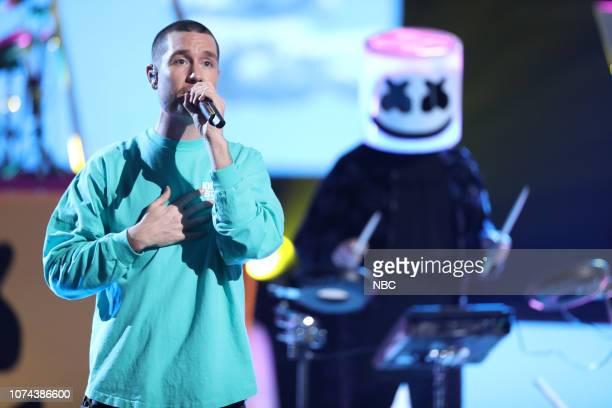 THE VOICE Live Finale Results Episode 1519B Pictured Bastille Marshmello