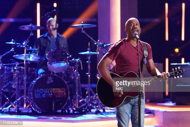 THE VOICE Live Finale Results Episode 1616B Pictured Hootie The Blowfish