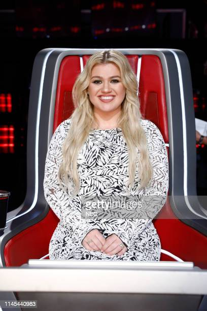 THE VOICE Live Finale Results Episode 1616B Pictured Kelly Clarkson