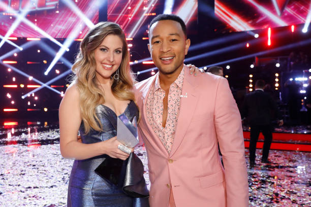 "CA: NBC's ""The Voice"" - Live Finale Results"