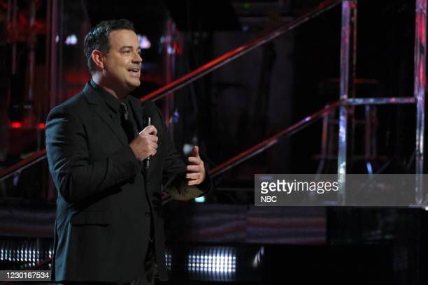 """Live Finale Results"""" Episode 1914B -- Pictured: Carson Daly --"""