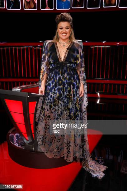 """Live Finale Results"""" Episode 1914B -- Pictured: Kelly Clarkson --"""