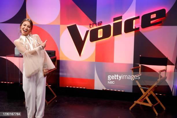 "Live Finale Results"" Episode 1914B -- Pictured: Lauren Daigle --"