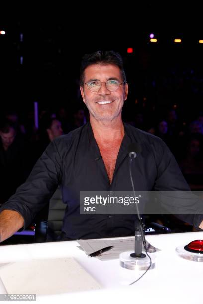 "S GOT TALENT ""Live Finals"" Episode 1422 Pictured Simon Cowell"