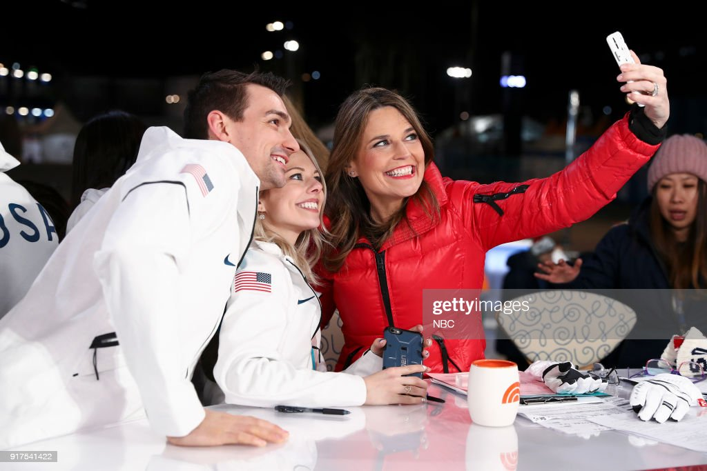 "NBC's ""TODAY"" Olympic coverage from PyeongChang"