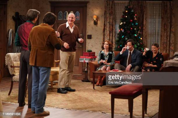 """Live in Front of a Studio Audience,"""" the live broadcast television event that captivated audiences with its all-star cast recreating episodes of """"All..."""