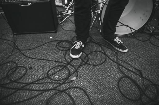 live music chaos