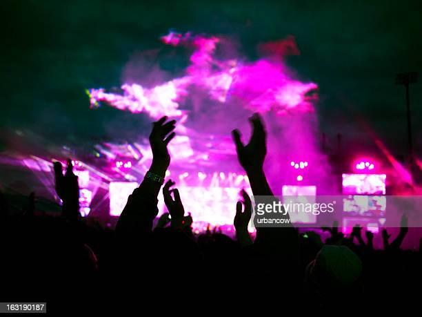 Live-Musik-festival