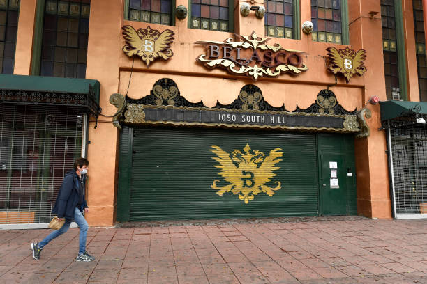 CA: Live Music Venues Remain Closed In Los Angeles Due To Restrictive Coronavirus Measures