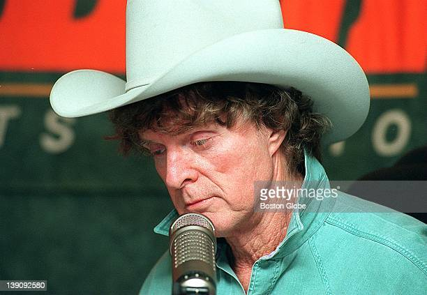 Live on WEEIAM radio is Don Imus at the Four Seasons Hotel
