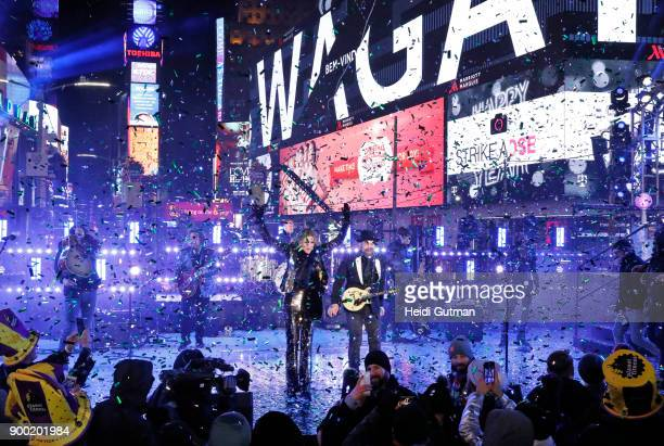 SEACREST 2018 Live performances from Times Square in the heart of New York City are featured on Americas biggest celebration of the year DICK CLARKS...