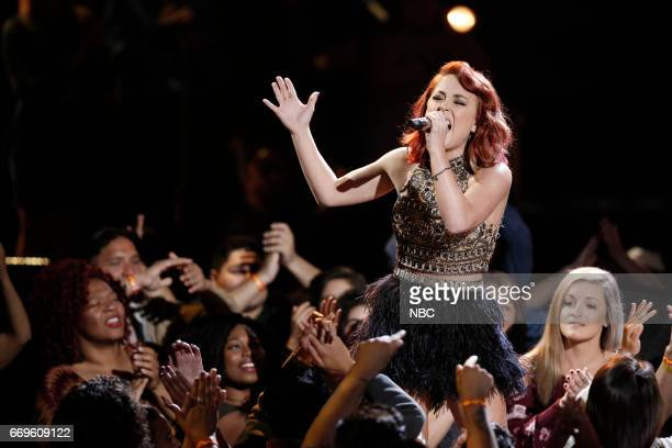 THE VOICE 'Live Playoffs' Episode 1214A Pictured Casi Joy