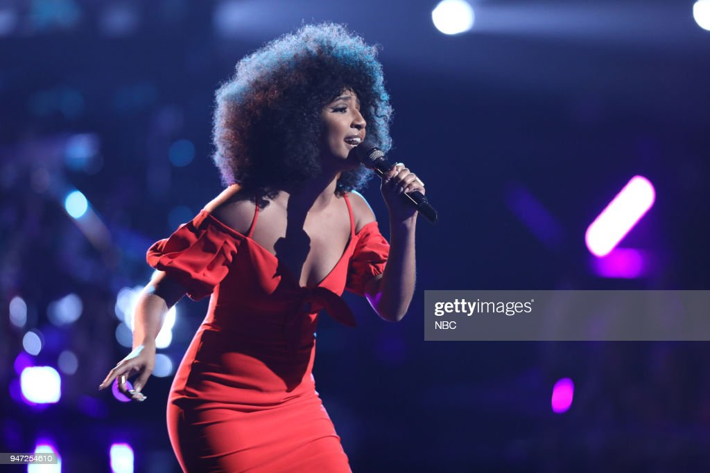 THE VOICE -- 'Live Playoffs' Episode 1414A -- Pictured: Kelsea Johnson --