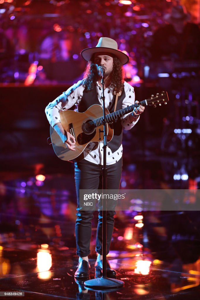 "NBC's ""The Voice"" - Episode 1414C"