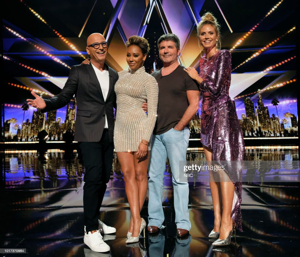 "NBC's ""America's Got Talent"" - Live Quarter Finals Results 1312"