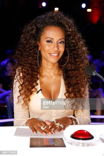 "Live Results 2"" Episode: 1114 -- Pictured: Mel B --"