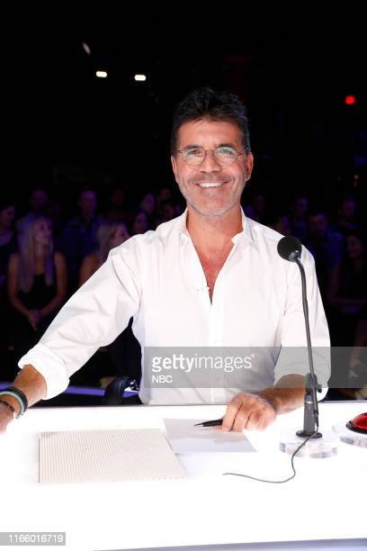 S GOT TALENT Live Results 4 Episode 1419 Pictured Simon Cowell