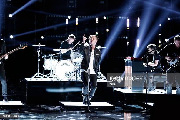 THE VOICE Live Semi Finals Episode 1017B Pictured OneRepublic