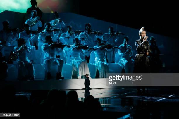 THE VOICE 'Live Semi Finals' Episode 1320A Pictured Addison Agen