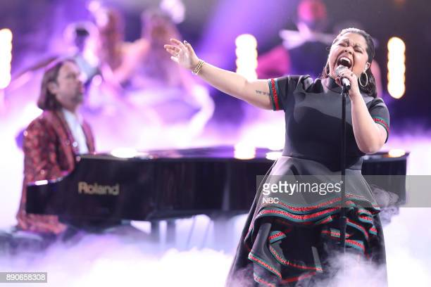 THE VOICE 'Live Semi Finals' Episode 1320A Pictured Brooke Simpson