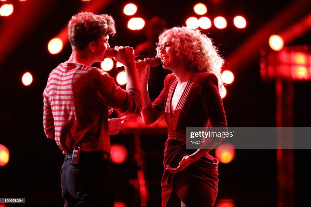 "NBC's ""The Voice"" Episode 1320A"