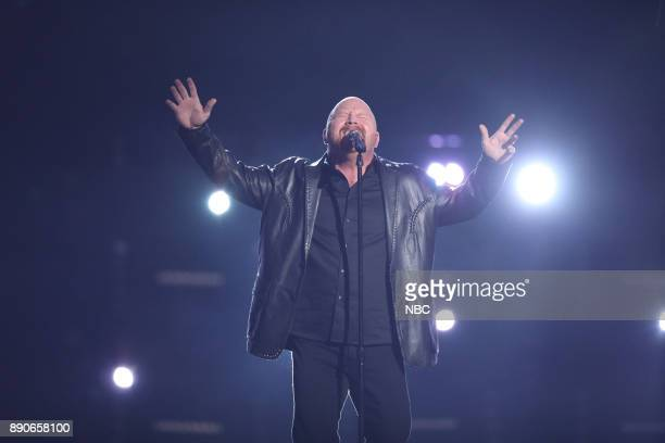 THE VOICE 'Live Semi Finals' Episode 1320A Pictured Red Marlow