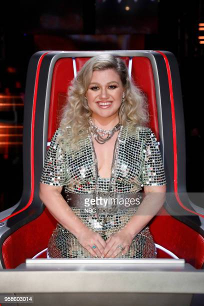 THE VOICE Live Semi Finals Episode 1418A Pictured Kelly Clarkson