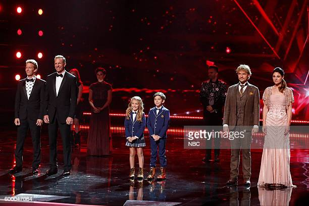 S GOT TALENT Live SemiFinals 2 Episode 1121 Pictured The Passing Zone Kadan Bart Rockett The Clairvoyants