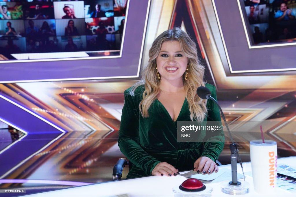 America's Got Talent - Season 15 : News Photo