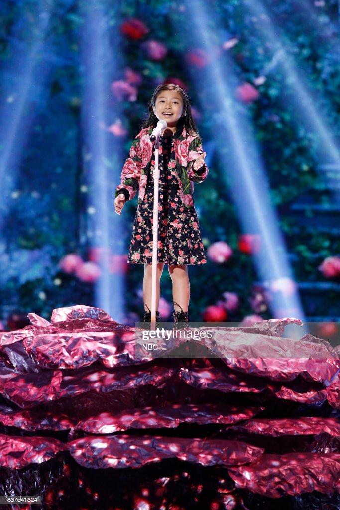 S GOT TALENT -- 'Live Show 2' -- Pictured: Celine Tam --