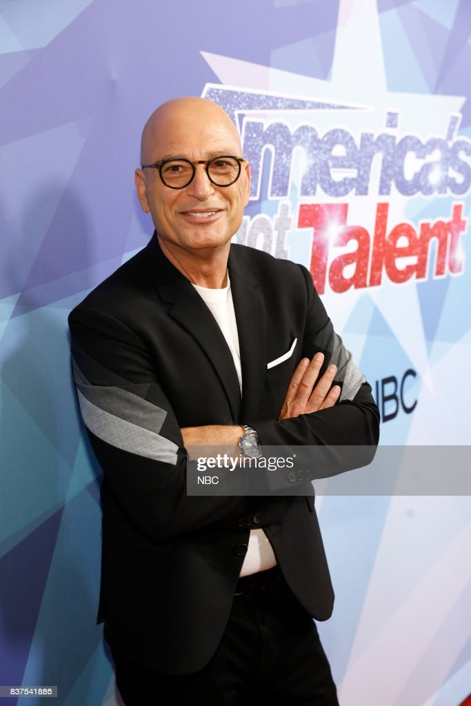 S GOT TALENT -- 'Live Show 2' -- Pictured: Howie Mandel --
