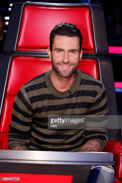 THE VOICE Live Show Episode 515A Pictured Adam Levine