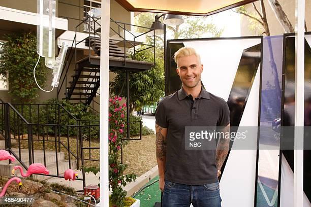"Live Show"" Episode 619B -- Pictured: Adam Levine --"
