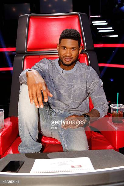 THE VOICE Live Show Episode 621A Pictured Usher