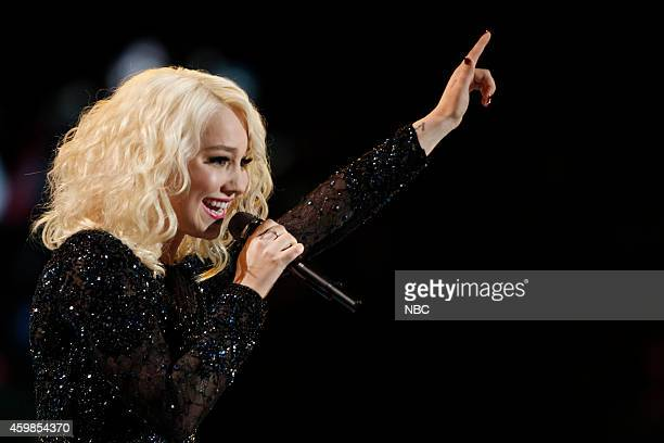 THE VOICE Live Show Episode 716B Pictured RaeLynn