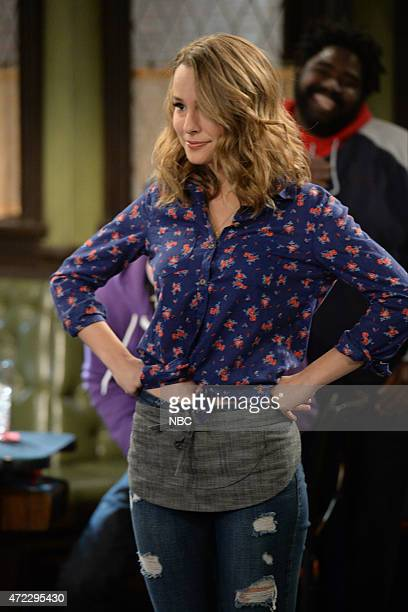 UNDATEABLE A Live Show Walks Into A Bar Episode 209 Pictured Bridgit Mendler as Candace