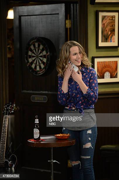UNDATEABLE A Live Show Walks Into A Bar Episode 209B Pictured Bridgit Mendler as Candace