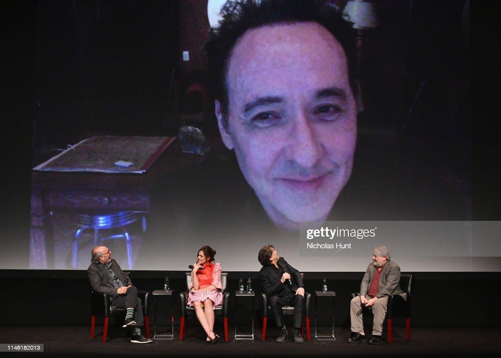 A live skype feed with, John Cusack, Executive Producer James L
