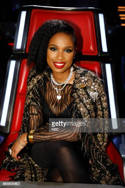 THE VOICE 'Live Top 10' Episode 1319A Pictured Jennifer Hudson