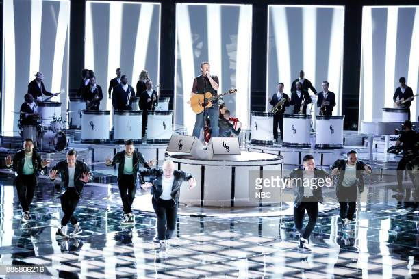 THE VOICE 'Live Top 10' Episode 1319B Pictured