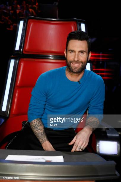 THE VOICE 'Live Top 12' Episode 1317A Pictured Adam Levine