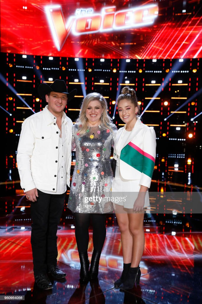 "NBC's ""The Voice"" - Episode 1415B"