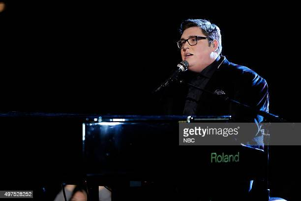 THE VOICE 'Live Top 12' Episode 914A Pictured Jordan Smith