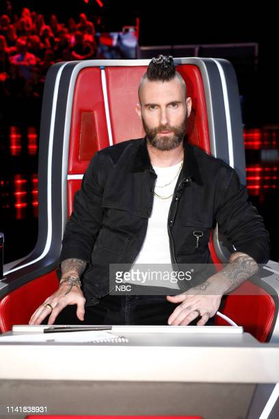 THE VOICE Live Top 13 Episode 1614A Pictured Adam Levine