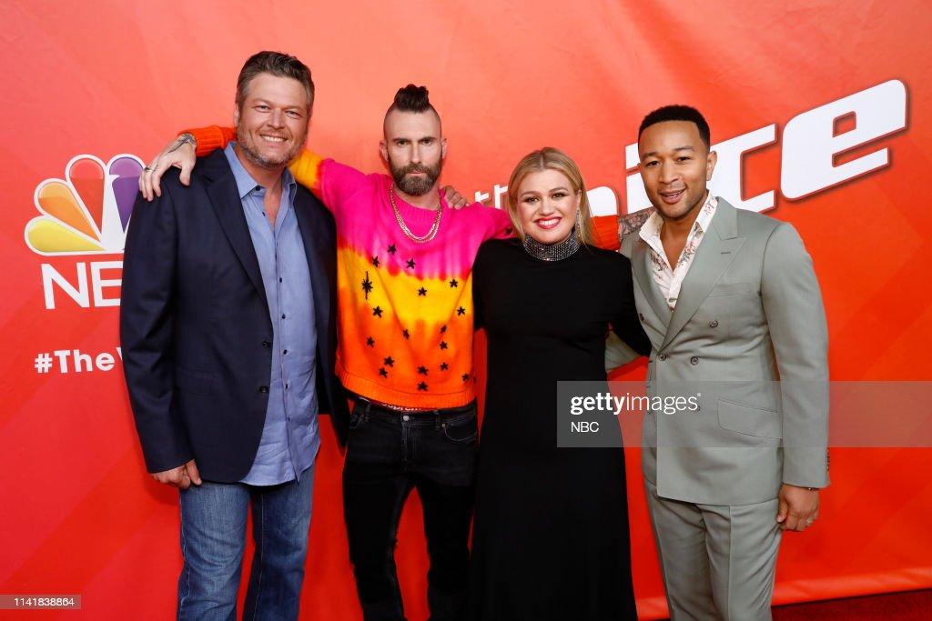 The Voice - Season 16 : News Photo