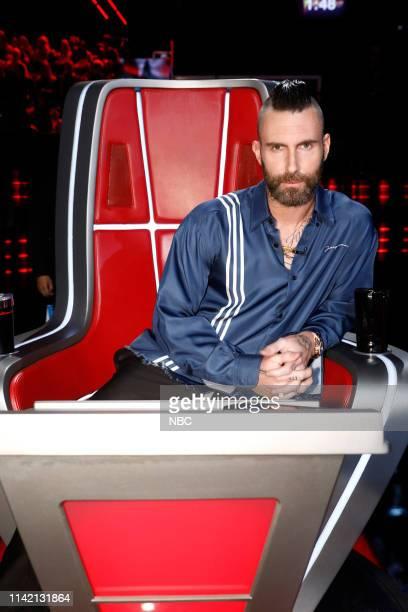 "Live Top 13 Results"" Episode 1614B -- Pictured: Adam Levine --"