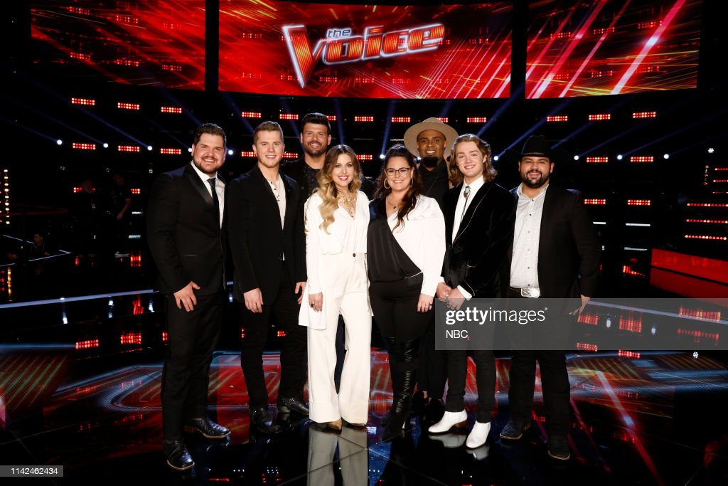 "CA: NBC's ""The Voice"" - Live Top 13 Results"